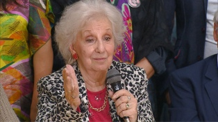 Abuelas de Plaza de Mayo recordará el 24 de marzo con una campaña en redes