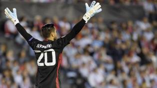 Manchester United, con Romero de titular, avanza en la FA Cup