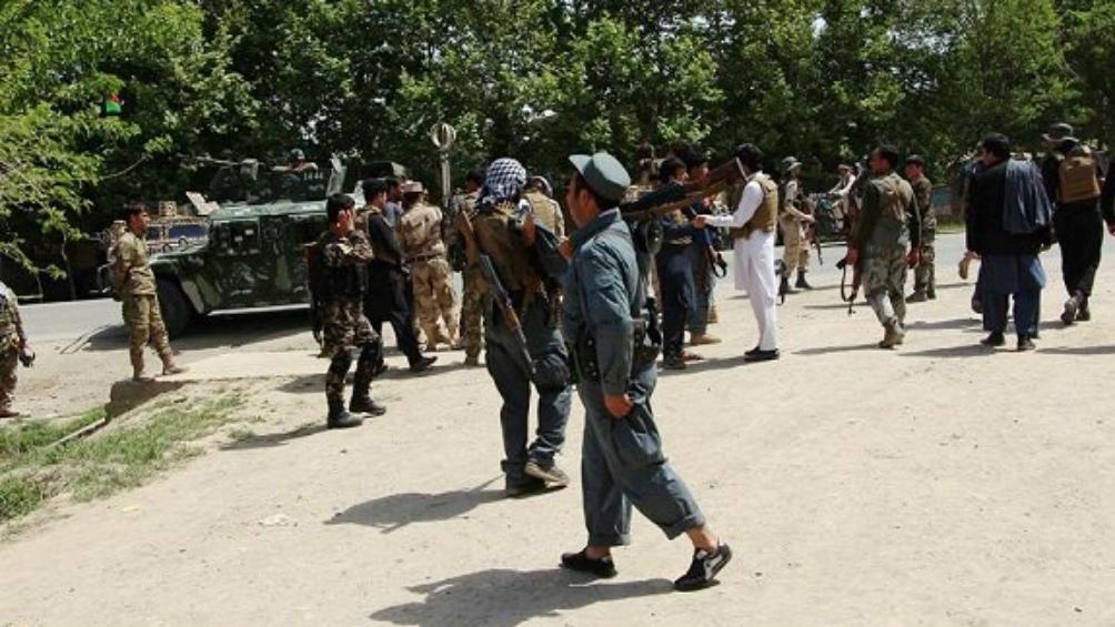 Múltiples ataques talibanes en Afganistán
