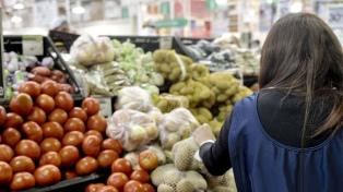 El índice de precios al consumidor subió 1,4% durante noviembre