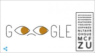 Google recuerda al famoso oftalmológo francés Ferdinand Monoyer