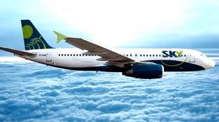 La Anac autorizó a Sky Airlines a operar un vuelo diario entre Santiago de Chile y Rosario