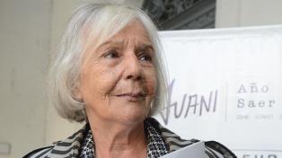 """Beatriz Sarlo dijo que Cristina Kirchner no tiene """"generosidad política"""""""
