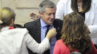 Diputados referenciados en Emilio Monzó buscarán mantener un espacio de poder dentro del PRO