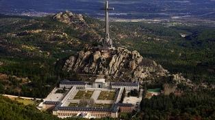 Iniciarán trabajos de exhumación en el Valle de los Caídos, la mayor fosa común del país