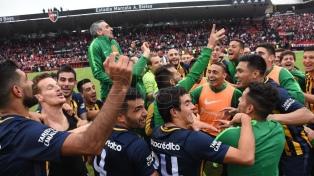 Rosario Central mostró su mejor juego y le ganó a Newell´s