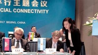 Caputo firmó iniciativa que promueve la cooperación entre Asia, Europa y América