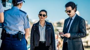 "Llega la miniserie policial australiana ""Deep Water"""