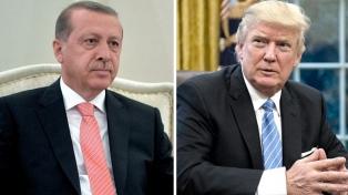 Trump y Erdogan hablaron sobre coronavirus y los conflictos en Libia y Siria