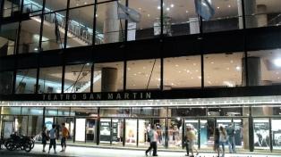 El Teatro San Martín cumple 60 años de su inauguración anticipada