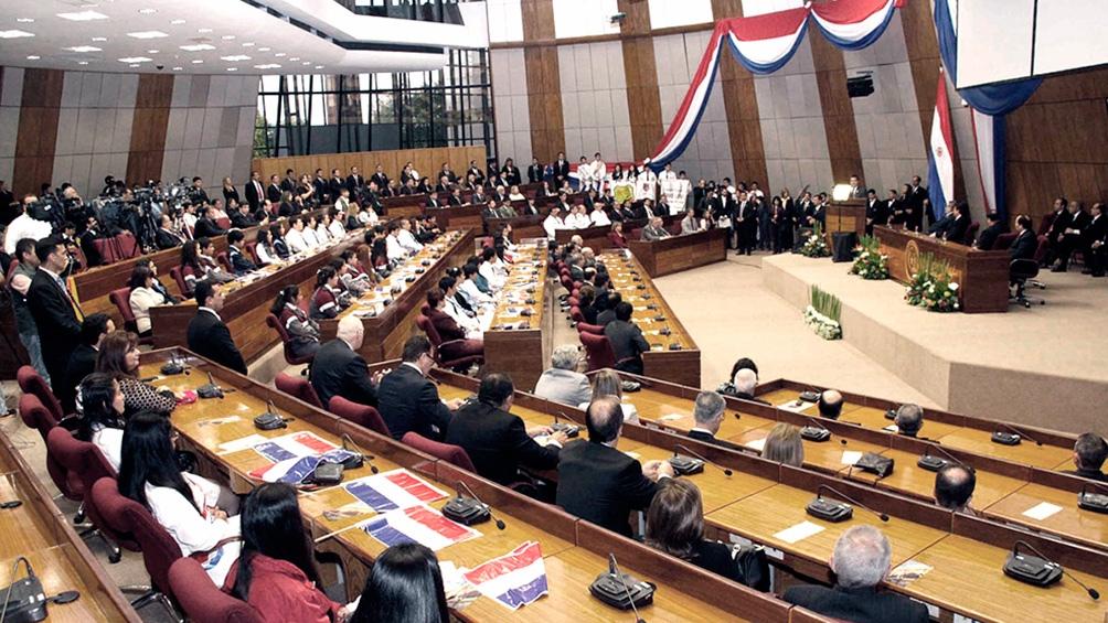 Senado del Paraguay