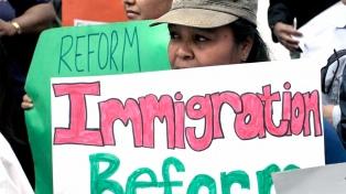 Las detenciones de inmigrantes aumentan casi un 40% bajo el gobierno de Trump