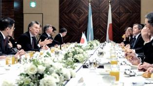El Presidente destacó el potencial de crecimiento argentino