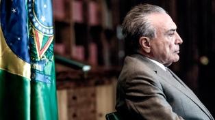 Un aliado de Michel Temer dice que el 6 de junio será clave para su continuidad