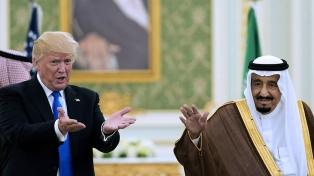 Trump reclama el crédito por la crisis desatada entre los países del Golfo Pérsico