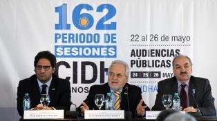 La CIDH aceptó la invitación del Estado argentino y visitará a Milagro Sala en la cárcel