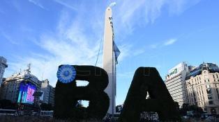 El turismo extranjero creció por octavo mes consecutivo en la Ciudad de Buenos Aires
