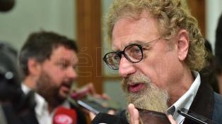 Para el senador Luenzo, el oficialismo tiene los votos para crear la bicameral de Vicentin