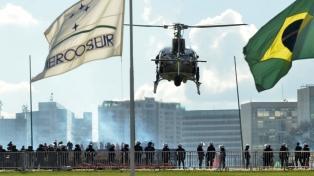 Brasilia se blinda para la fiesta de asunción del nuevo mandatario