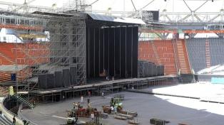 U2, Guns N' Roses, The Who, Depeche Mode y Noel Gallagher en el Estadio Único de La Plata