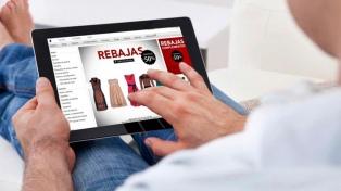 Las compras web crecieron un 18,5% en el primer cuatrimestre