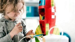 Cada año aumenta un 5% los casos de niños con problemas respiratorios por exposición al humo de cigarrillo