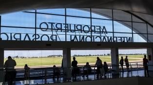 El Aeropuerto Internacional de Rosario realizó 23 vuelos sanitarios dentro de la cuarentena