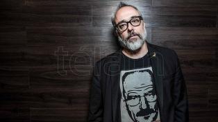 """El cineasta español Alex de la Iglesia charla sobre """"Cómo transitar un proceso creativo"""""""