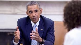 """Obama confía en que las """"valientes"""" e """"inspiradoras"""" protestas sirvan para """"un cambio real"""""""