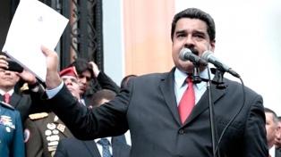 Maduro anunció referendo para aprobar la reforma, mientras marcha opositora logró llegar a destino