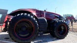 La facturación por venta de maquinarias agrícolas se duplicó en el segundo trimestre