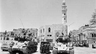 """Husni Abdel Wahed: """"La Guerra de los Seis Días significó la pérdida total de nuestro territorio"""""""