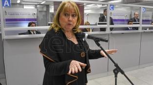 Malcorra defendió la transparencia de la acreditación de ONGs a la cumbre