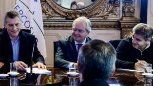 """El Presupuesto 2018 será """"austero"""" y """"con menor peso del Estado"""""""
