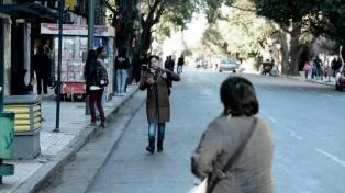 Quinto día sin transporte urbano de pasajeros por el conflicto salarial de los choferes
