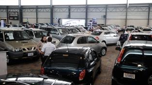 Las ventas de automóviles usados crecieron 13,52% en febrero
