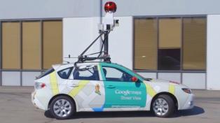Google Street View cumplió diez años