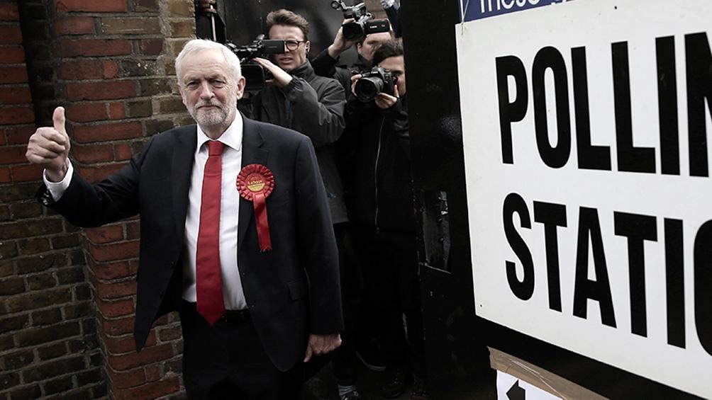 Jeremy Corbyn, Partido Laborista