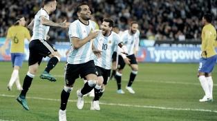 Mercado y Correa no sufren lesiones de gravedad y podrían estar con la selección