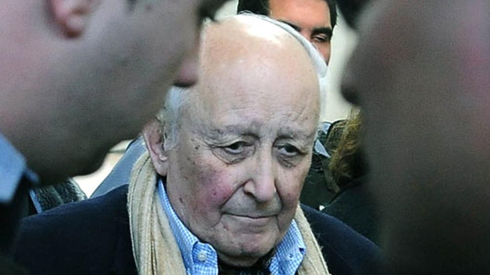 Santiago Omar Riveros desempeñó altos cargos durante la última dictadura, entre ellos el de embajador de Argentina en Uruguay entre 1982 y 1983.