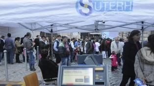 El Suterh elige autoridades con boleta única electrónica por primera vez en la historia gremial