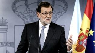 Rajoy propone vetar la entrada de personas vinculadas al gobierno venezolano
