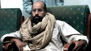La Corte Penal Internacional exige la detención del segundo hijo de Kaddafi