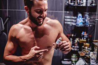 Los cinco productos de belleza masculina más usados