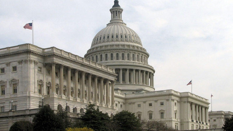 Juraron los nuevos senadores y ante la paridad, Harris tendrá el voto desempate
