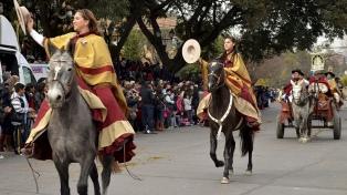 Comienzan los homenajes a Güemes con la tradicional cabalgata a la Quebrada de la Horqueta