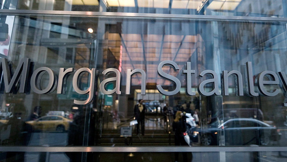 Morgan Stanley gana 32% menos en el primer trimestre por el coronavirus
