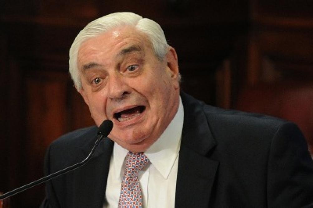 Adelmo Gabbi presidente de la Bolsa de Comercio de Buenos Aires