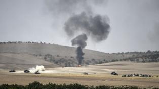 Se reactivaron los combates en la periferia de Damasco