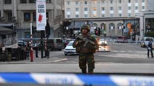"""La fiscalía dice que el incidente en Bruselas fue un """"ataque terrorista"""""""